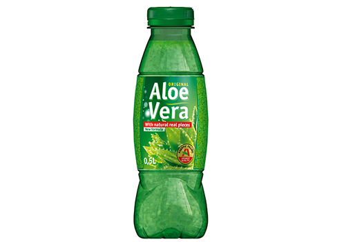 Aloe VERA 0,5L PET - CARTER