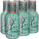 AriZona Green Tea 0,45 L PET - zelený čaj